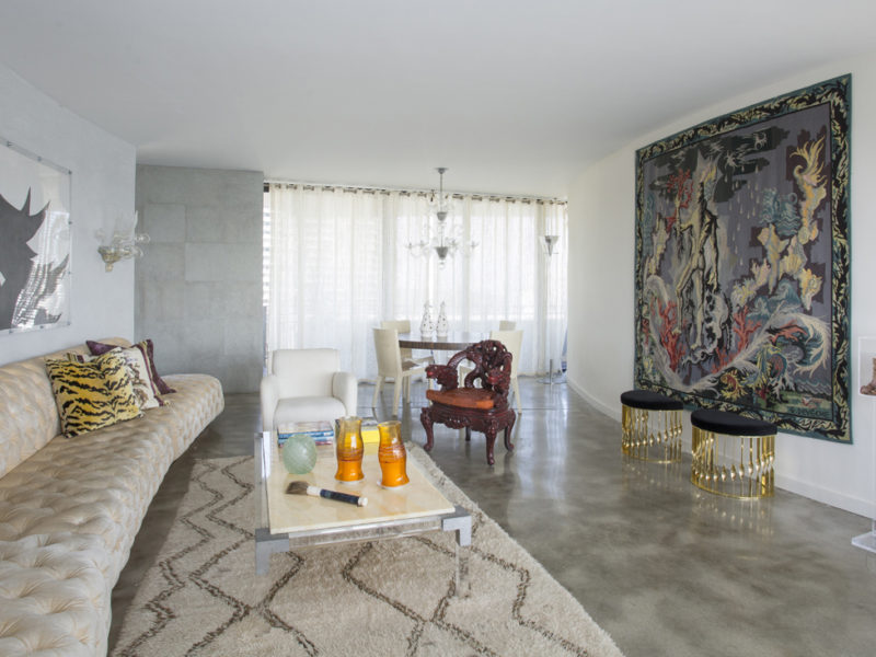 Designer's Palm Bay Condo | Interior designer Kevin Gray | Kevin Gray Design