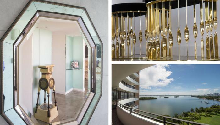 custom designs in Interior designer Kevin Gray's condo| Kevin Gray Design