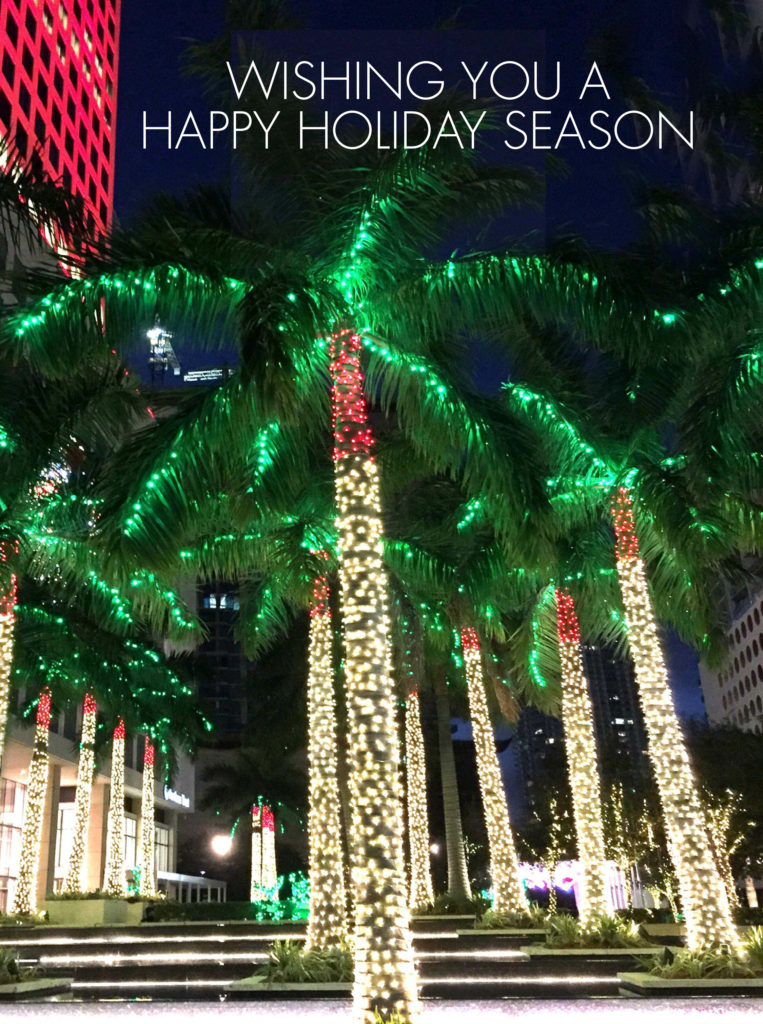 WISHING YOU A HAPPY HOLIDAY SEASON | Interior designer Kevin Gray | Kevin Gray Design