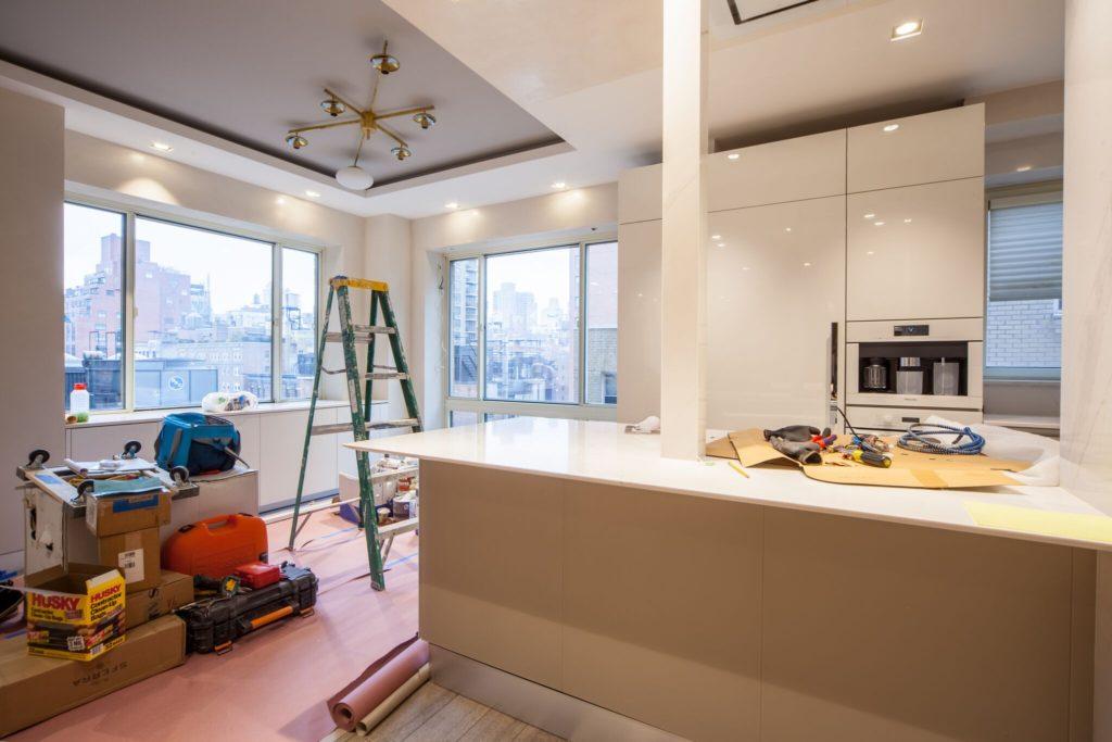 Kitchen MOVEIN UES condo conversion | Kevin Gray Design