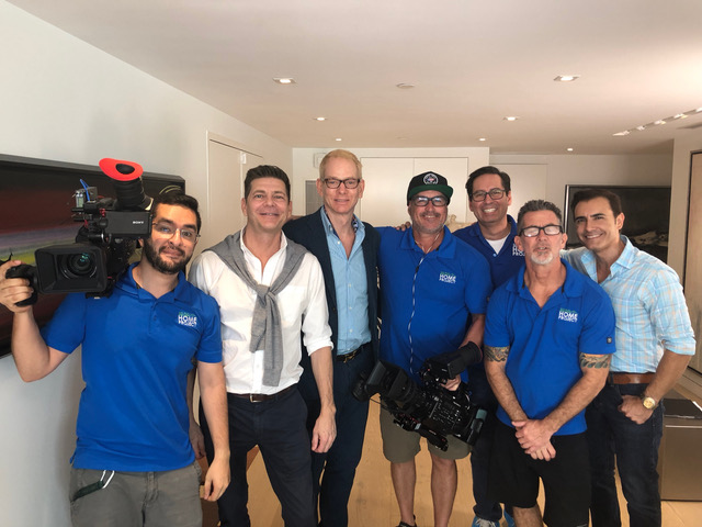 Behind The Scenes | SoFlo Home Project Features Kevin Gray Design