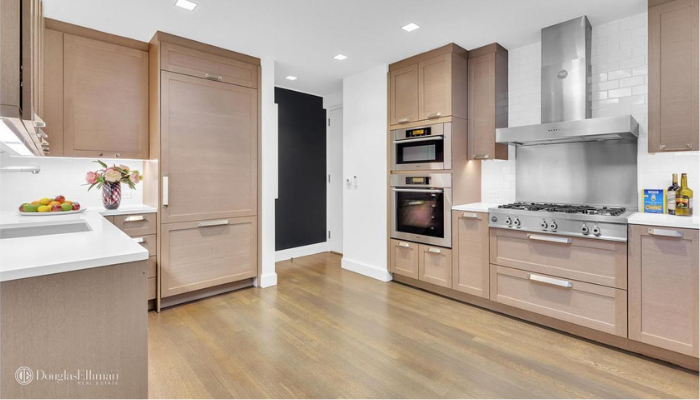 Kitchen 1212 Fifth Avenue NYC Styled by Kevin Gray Design