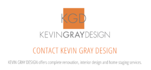 Contact Kevin Gray Design