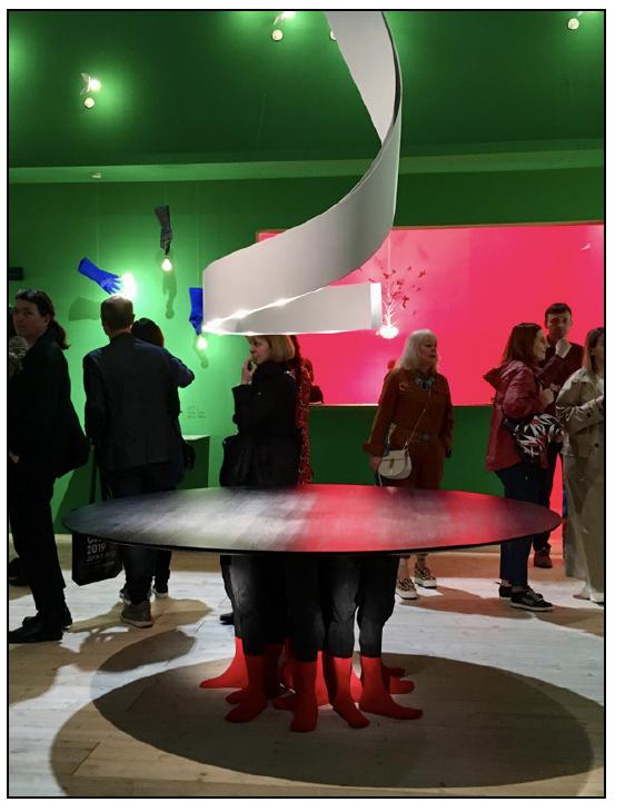Ingo Maurer | Kevin Gray Design at Milan Design WeekSalone del Mobile Fair + EuroLuce