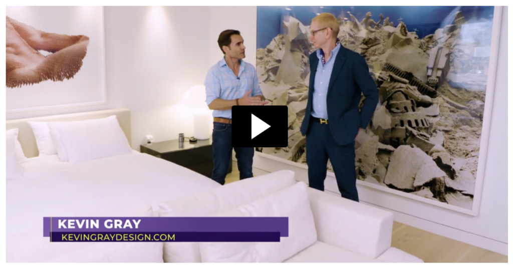 Kevin Gray Design Featured on SoFlo Home Project