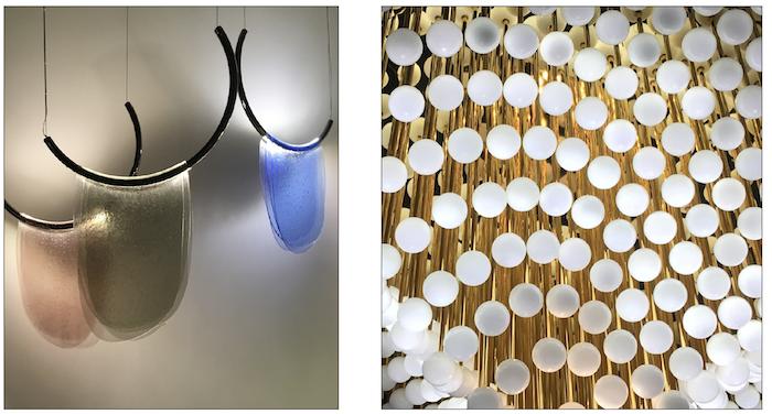 Nava + Arosio Studio and Preciosa Lighting | Kevin Gray Design at Milan Design Week Salone del Mobile Fair + EuroLuce