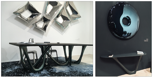 zieta | Kevin Gray Design at Milan Design WeekSalone del Mobile Fair + EuroLuce