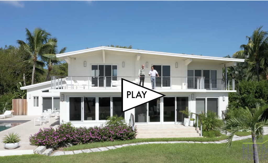 Modern Style Custom Guest House by Kevin Gray Design in the Florida Keys Watch: Showcased on SoFlo Home