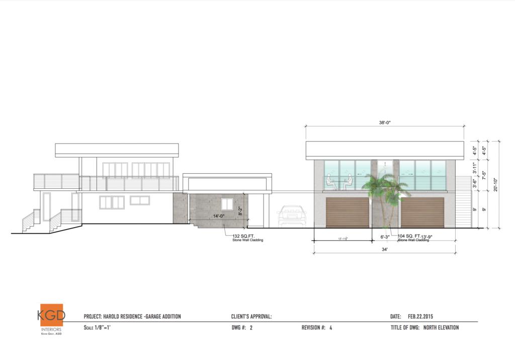 Tavernier Key Guest House Plans